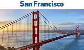 San Francisco, CA - Golden Gate Bridge